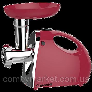 Мясорубка электрическая VILGRAND V206-НMG RED