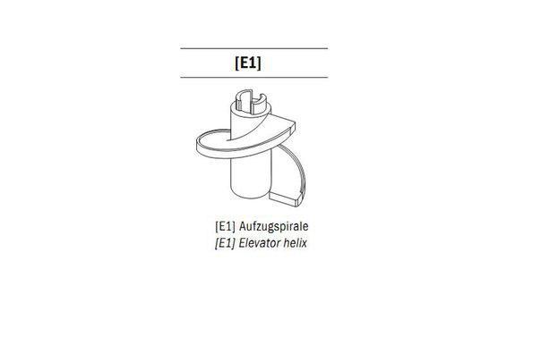 Винт подъемника (Е1)