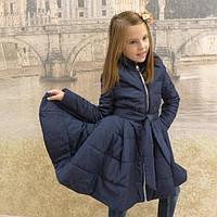 Пальто весеннее для девочек, фото 1