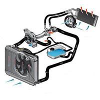 Система охлаждения (радиаторы, вентиляторы, трубки, патрубки, печка)