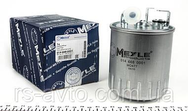 Фильтр топливный MB  Sprinter, Мерседес Спринтер ,  Mercedes Vito,  Мерседес Вито CDI 014 668 0001