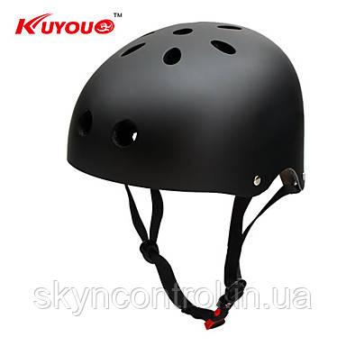 Спорт шлем Kuyou черный Детский лыжный универсальный горный ультралёгкий