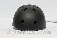 Спорт шлем Kuyou черный Детский лыжный универсальный горный ультралёгкий, фото 2