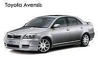 "Toyota Avensis - замена линз на Светодиодные Bi-LED линзы Optima Premium Professional Series 3,0"""