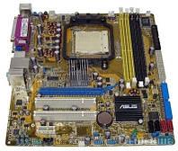 Плата AMD SAM2 AM3 ASUS M2A-VM УЦЕНКА-НЕ РАБ Pci-EXPRESS, Понимает ЛЮБЫЕ 2-4 ЯДРА ПРОЦЫ X2-X4до PHENOM II X4