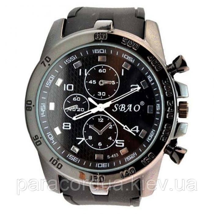 Мужские кварцевые часы SBAO Черные  200 грн. - Наручные часы Киев ... ebf0674ec2157
