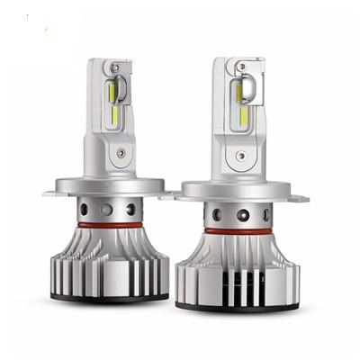 Светодиодная лампа F2 цоколь H4, CREE GSP 6500К, 12000 lm 36W, 9-36В