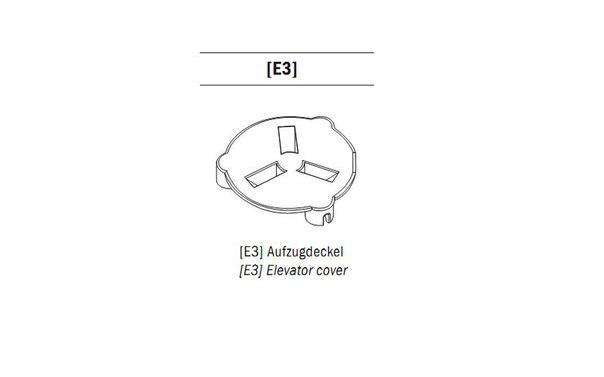 Крышка подъемника Е3