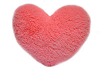 "Мягкая плюшевая подушка "" Сердце "" 25 см"