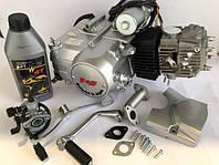 Новинка! Двигатель мопеда Дельта / Альфа / Сабур 70/110 см3 FDF
