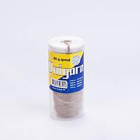 Unigarn - льняные волокна  (80 г катушка в контейнере)