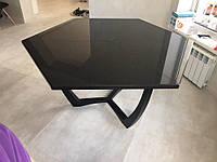 Стол обеденный L'Oreal, 1400х750 мм. из натурального мрамора