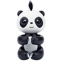 Интерактивная игрушка Fingertip Happy Finger Panda Умная интерактивная игрушка, 6 функций Черная (SUN0173)