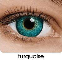 Цветные контактные линзы на 3 месяца Fusion Ok Vision, фото 1