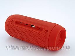 JBL Charge 2+ mini E2+ J016 3W копия, портативная колонка Bluetooth FM MP3, красная, фото 2