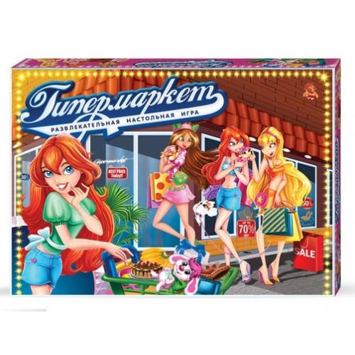 Настільна гра Гіпермаркет Danko toys dt g3-u