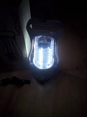 Светодиодный аккумуляторный Фонарь , фото 2