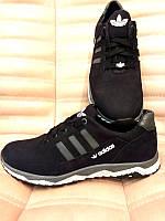 Кроссовки мужские Adidas замшевые цвета разные AD0032
