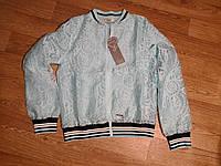 Стильная  женская куртка ветровка