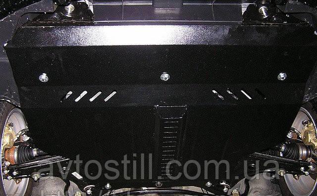 Защита картера двигателя и кпп ЗАЗ (прайс)
