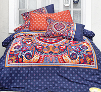 Комплект постельного белья  Clasy сатин размер евро ESCAPE