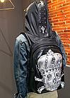 Рюкзак с капюшоном, фото 4