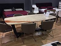 Стол обеденный Sahara, 2100х1100х750 мм. из натурального мрамора