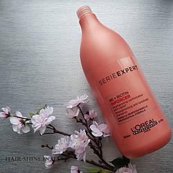 Укрепляющий шампунь предотвращающий ломкость волос -shampoo Loreal professionnel  Inforcer 1500 ml