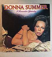 CD диск Donna Summer - I Remember Yesterday