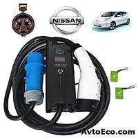 Зарядное устройство для электромобиля Nissan Leaf Zencar-J1772-32A