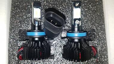 Светодиодная лампа T8 цоколь H11, GSP, 6500К, 8000 lm 30W, 9-32В, фото 3