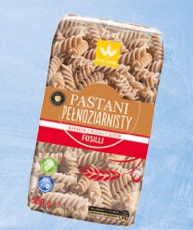 Макаронные изделия Pastani Pelnoziarnisty перо 500 г, фото 2