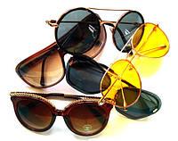 Выбираем солнцезащитные очки.