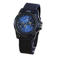 Мужские кварцевые часы  Синие, SWISS ARMY