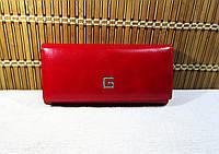 Красный женский кошелек 2018
