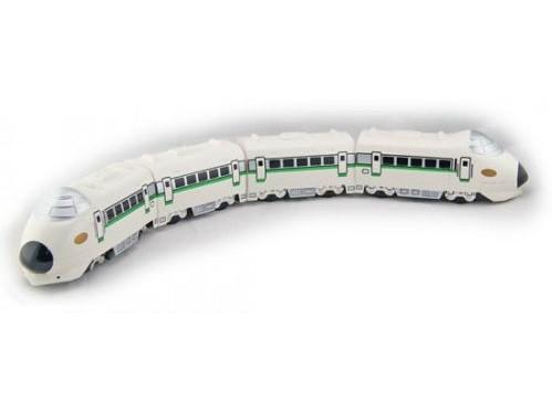 Поїзд на батарейки 756-P музичний, в коробці 83*19*10см