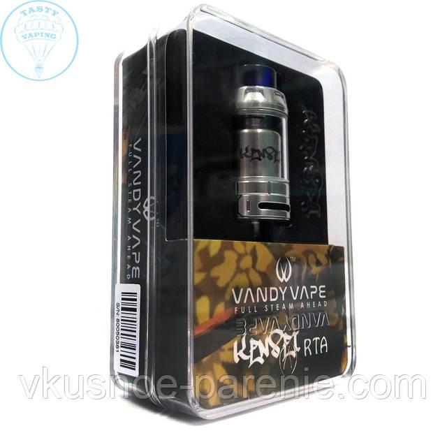 Kensei RTA 24 Vandy Vape коробка