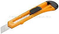 Нож сегментный 18 мм (пластик) «Tolsen» (Толсен)