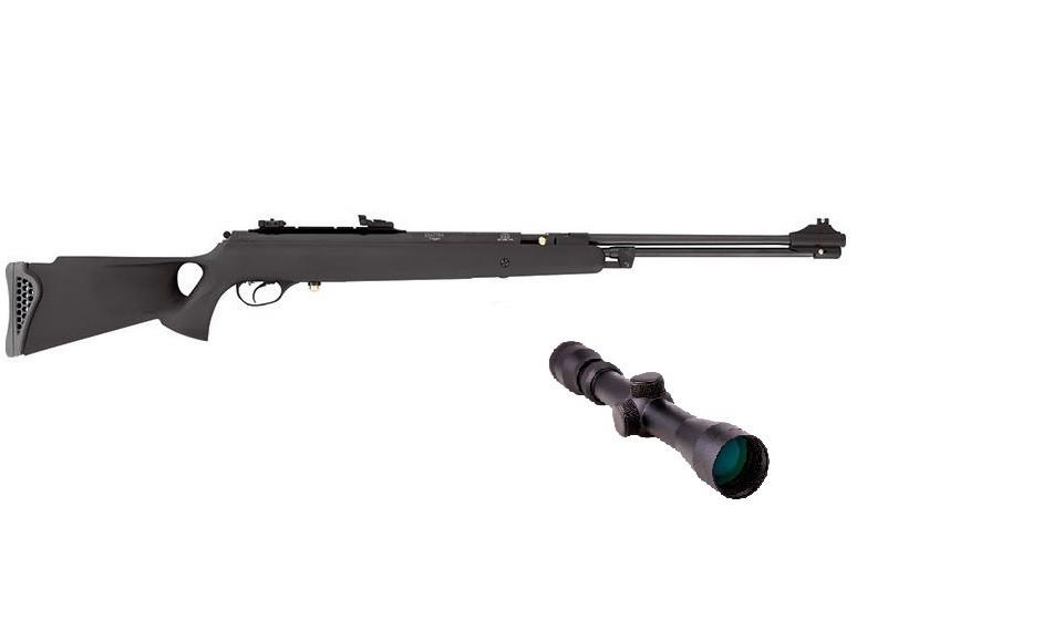 Гвинтівка Hatsan 150TH Torpedo з газовою пружиною 3-9×40 Sniper AR
