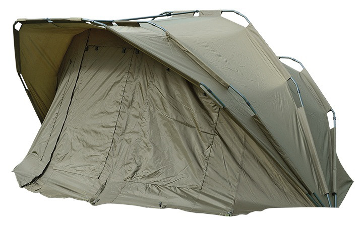 Палатка карповая EXP 3-mann Bivvy  + Зимнее покрытие для палатки