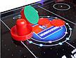Аэрохоккей настольный Spartan Premium Red - 52 х 32 х 10см, фото 2
