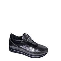 Модные женские кроссовки на шнурках