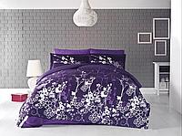 Комплект постельного белья  Clasy сатин размер евро Harmony-v2