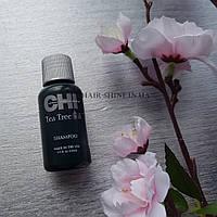 Шампунь CHI с маслом чайного дерева Tea Tree Oil Shampoo 15мл