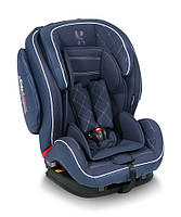 Автокресло MARS Isofix 9-36 DARK BLUE LEATHER