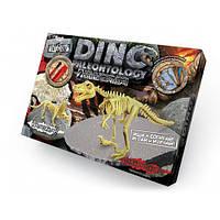Набір д/проведення розкопок 6+DINO PALEONTOLOGY 03 2скелета Протоцераптос+Тиранозавр (1/5)ДТ