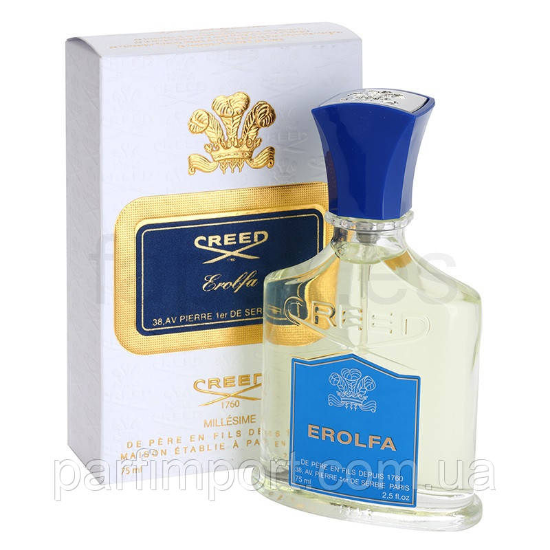 CREED MILLESIME EROLFA EDP 75 ml  парфюм унисекс (оригинал подлинник  )