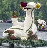 Парад Цветов в Австрии