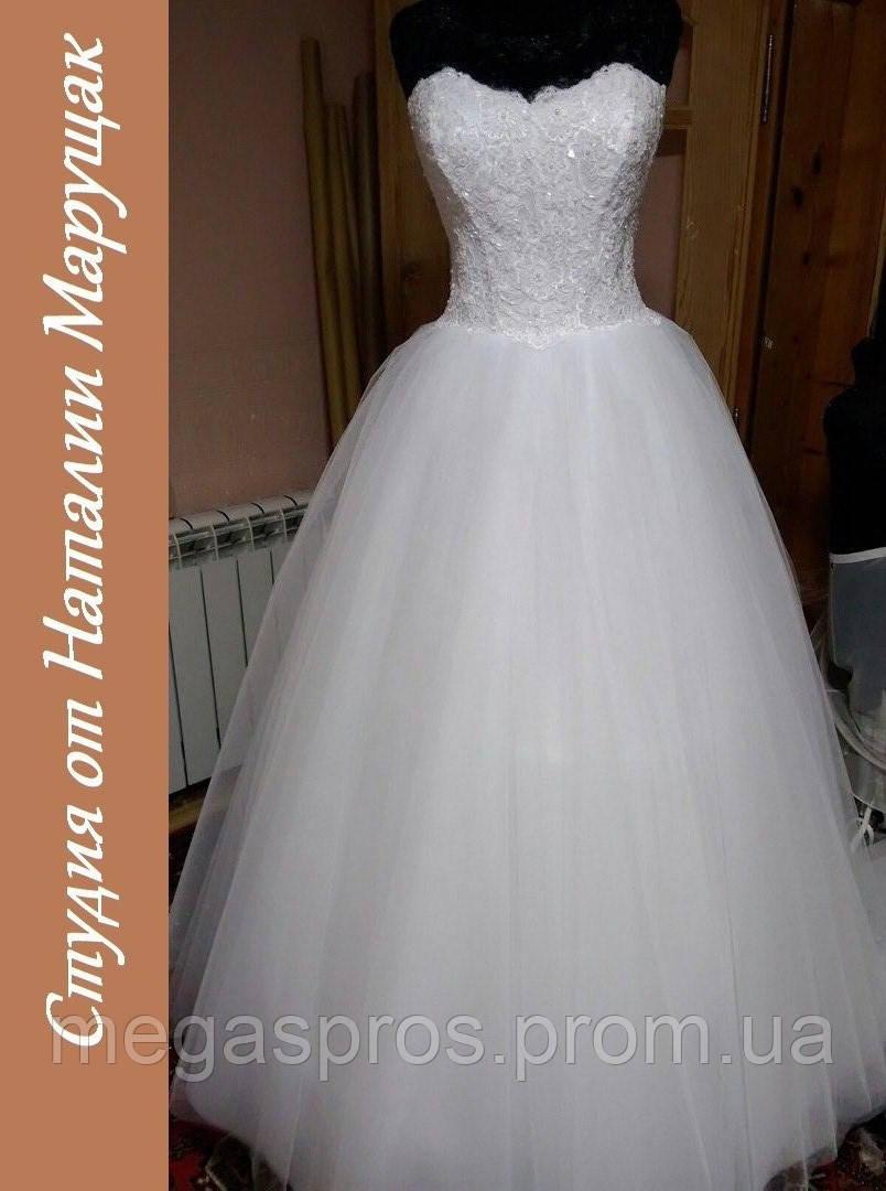 Свадебное платье белое 8cbd2a04f8e02