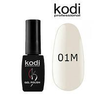 Гель лак Kodi 01M, 8 мл